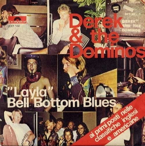Derek and The Dominos – Layla