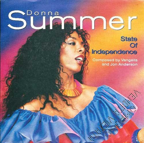Donna Summer ‎– State Of Independence