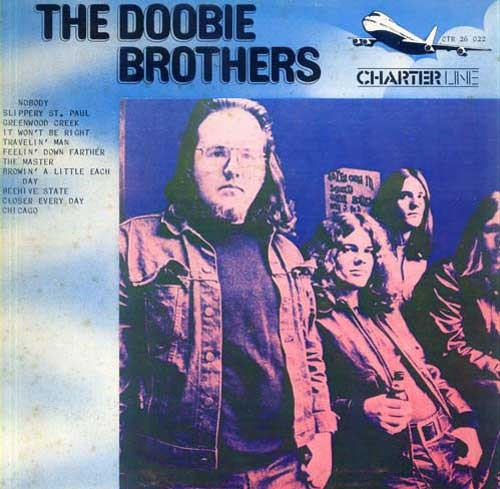 Doobie Brothers ‎– The Doobie Brothers (RE)