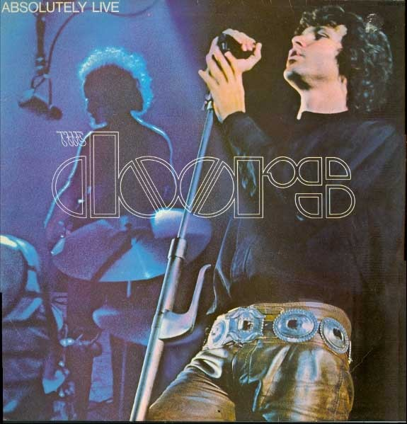 Doors - Absolutely Live (2 LP) (RE)