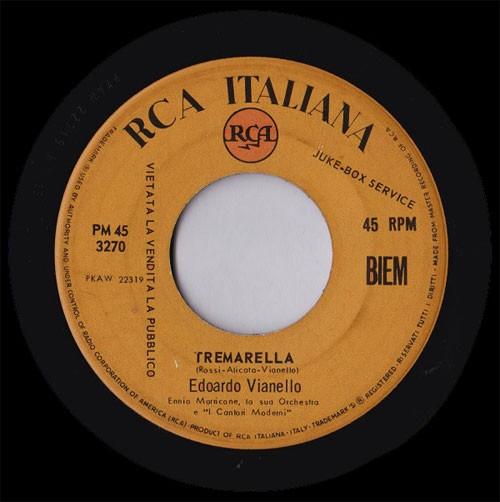 Edoardo Vianello – Tremarella
