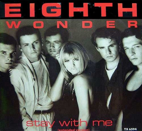 Eight Wonder - Stay with me