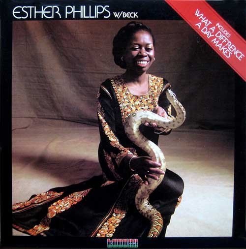 Esther Phillips ‎– What A Diff'rence A Day Makes
