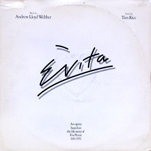 Andrew Lloyd Webber And Tim Rice – Evita (2 LP)