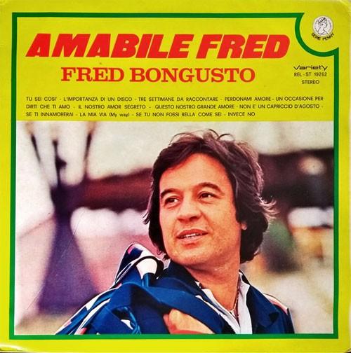 Fred Bongusto – Amabile Fred