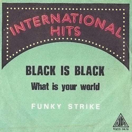 Funky Strike – Black Is Black