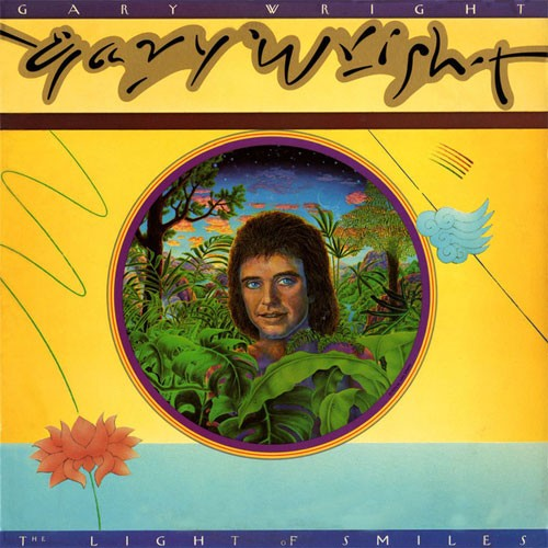 Gary Wright ‎– The Light Of Smiles