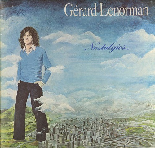 Gérard Lenorman – Nostalgies (2 LP)