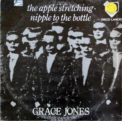 Grace Jones – The Apple Stretching