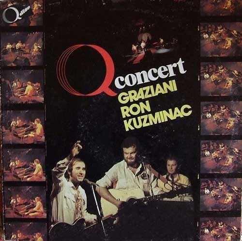 Graziani, Ron, Kuzminac – Q Concert