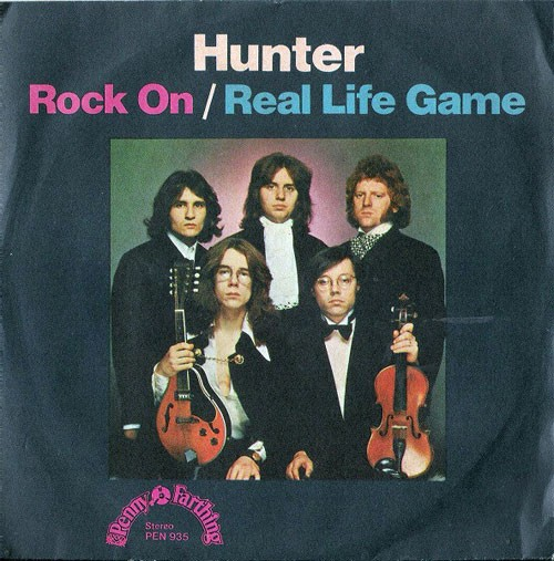 Hunter ‎– Rock On