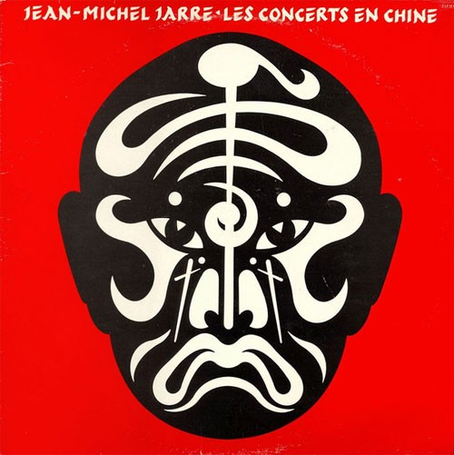 Jean-Michel Jarre – The Concerts In China (2LP)