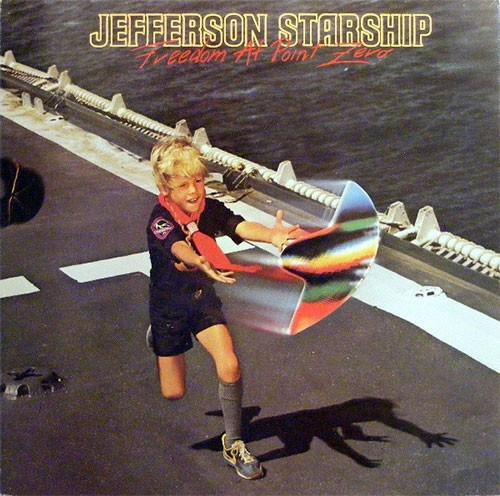 Jefferson Starship – Freedom At Point Zero