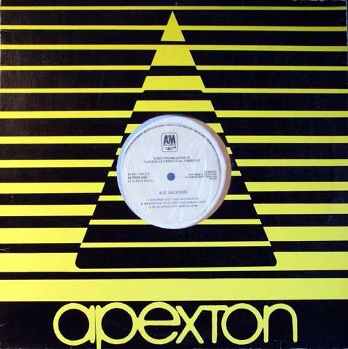 Joe Jackson – Disco Promozionale