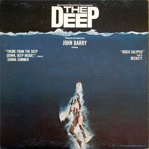 John Barry – The Deep (Music From The Original Soundtrack)