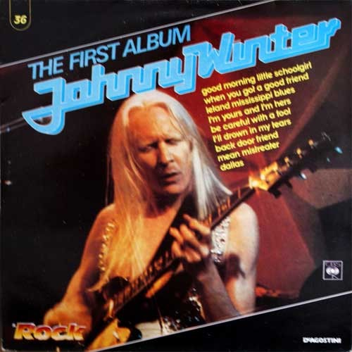 Johnny Winter ‎– The First Album (RE)
