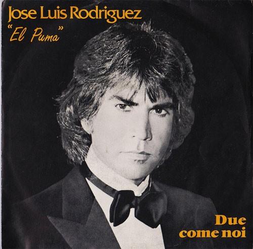 "Jose Luis Rodriguez ""El Puma""* – Due Come Noi"