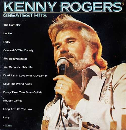 Kenny Rogers ‎– Greatest Hits