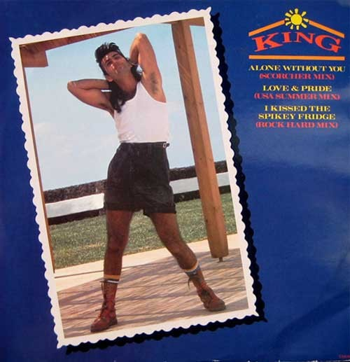 King – Alone Without You (Scorcher Mix)