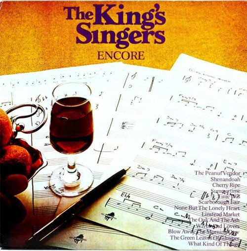 The King's Singers – Encore