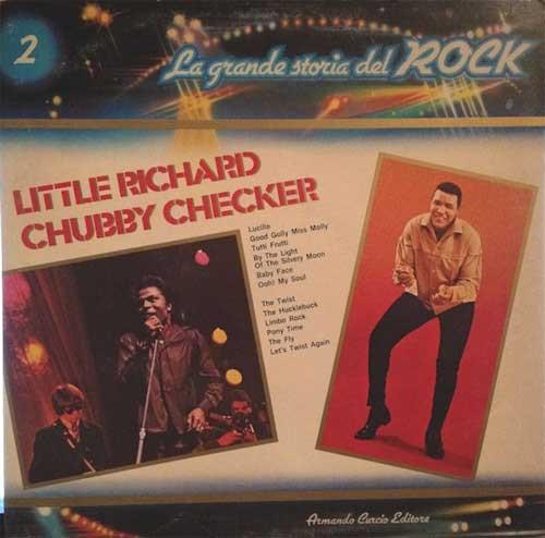 Little Richard / Chubby Checker – La Grande Storia Del Rock 2
