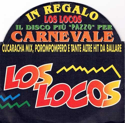 Los Locos - Cucaracha Mix / Porompompero