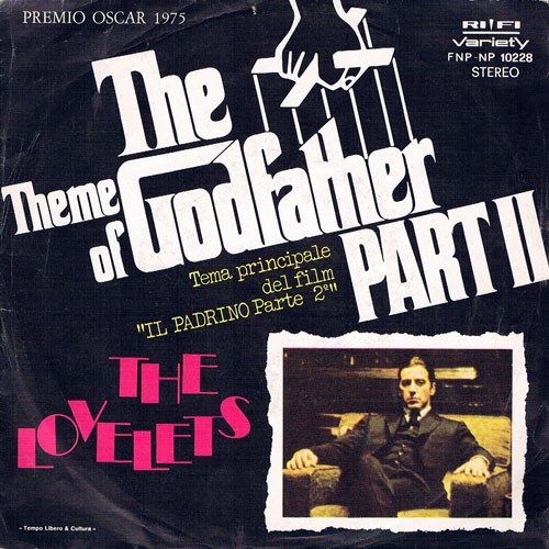 Lovelets ‎– Theme Of The Godfather Part 2