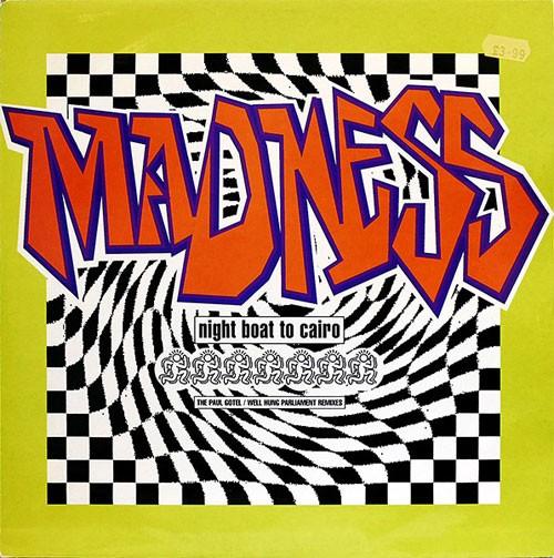 Madness – Night Boat To Cairo