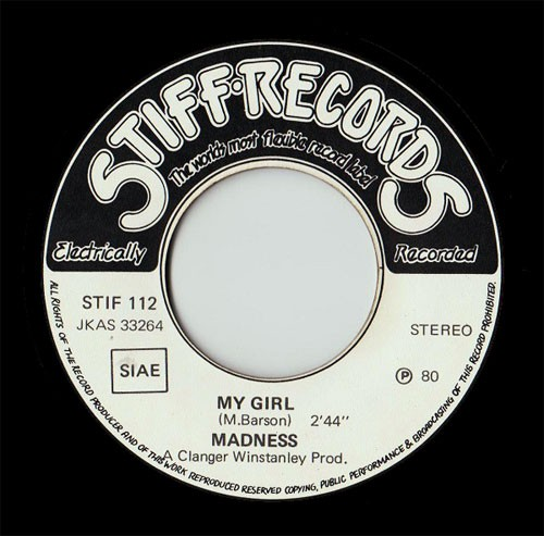 Madness – My Girl / One Step Beyond...