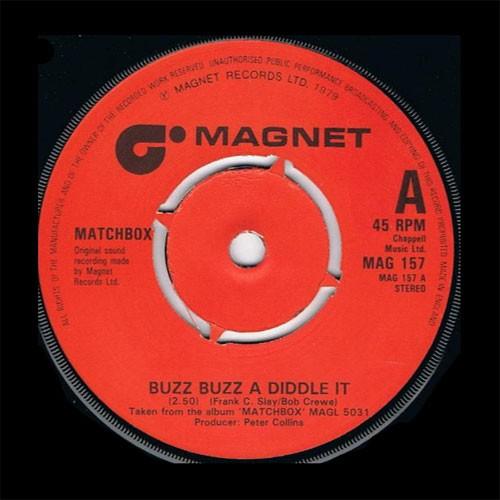 Matchbox – Buzz Buzz A Diddle It