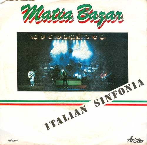 Matia Bazar - Italian Sinfonia
