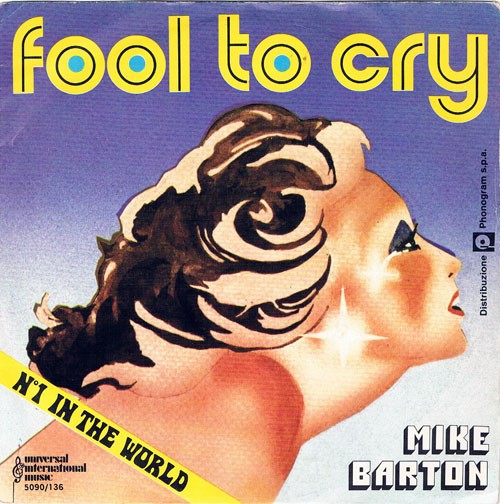 Mike Barton – Fool To Cry