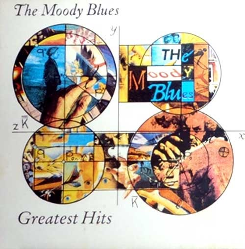 Moody Blues ‎– Greatest Hits