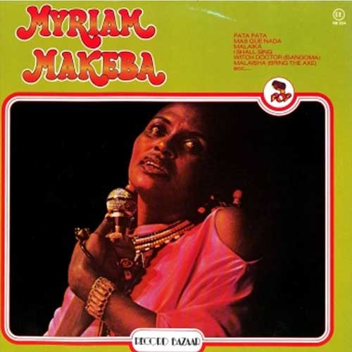 Myriam Makeba – Myriam Makeba