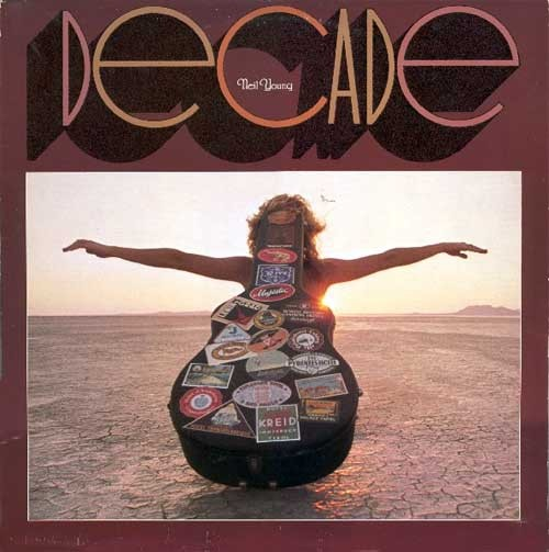Neil Young – Decade (3 LP)