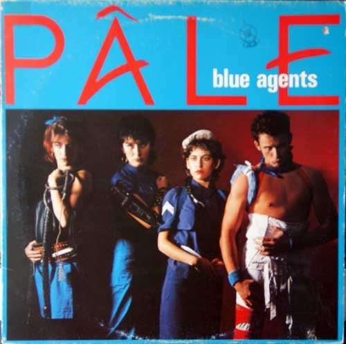 Pale - Blue Agents