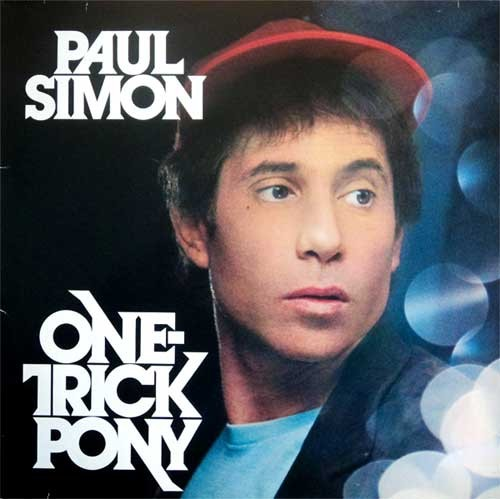 Paul Simon ‎– One-Trick Pony