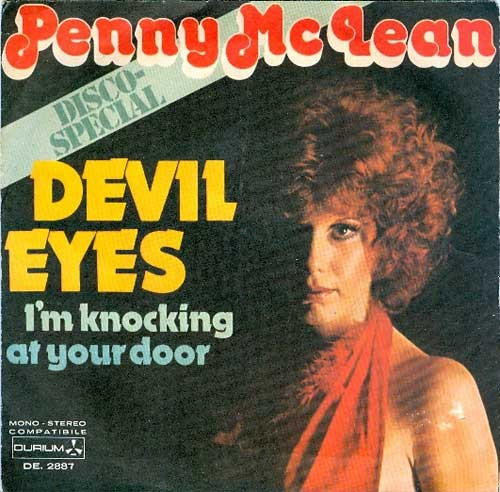Penny McLean - Devil Eyes
