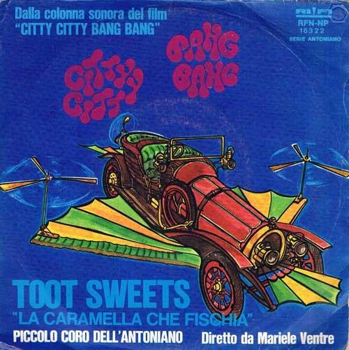 Piccolo Coro Dell'Antoniano – Toot Sweets (La Caramella Che Fischia)