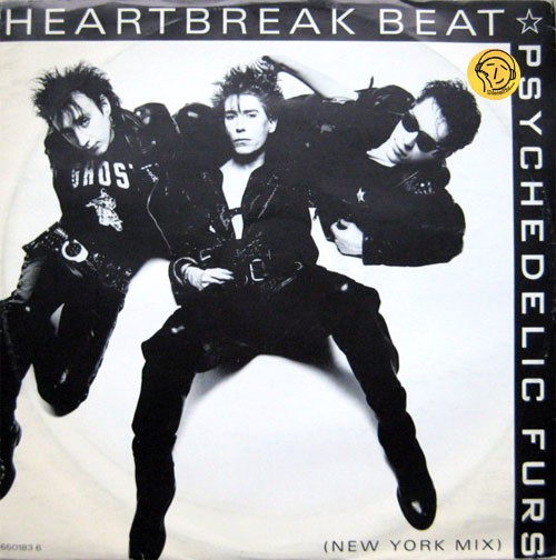 Psychedelic Furs ‎– Heartbreak Beat (New York Mix)