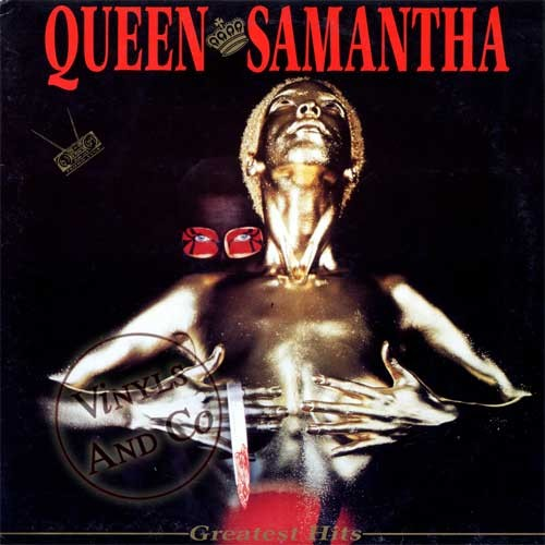 Queen Samantha ‎– Greatest Hits