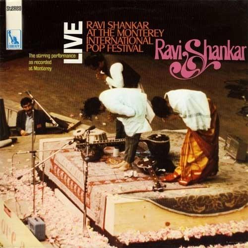 Ravi Shankar – Ravi Shankar At The Monterey International Pop Festival