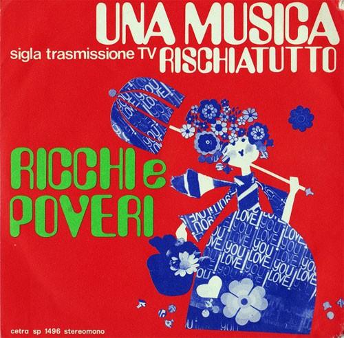 Ricchi E Poveri – Una Musica