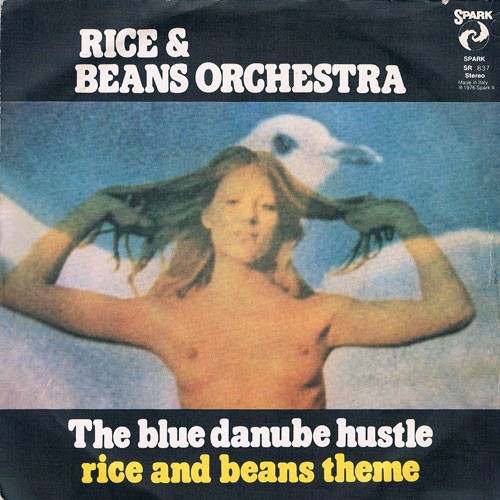 Rice and Beans Orchestra ‎– The Blue Danube Hustle