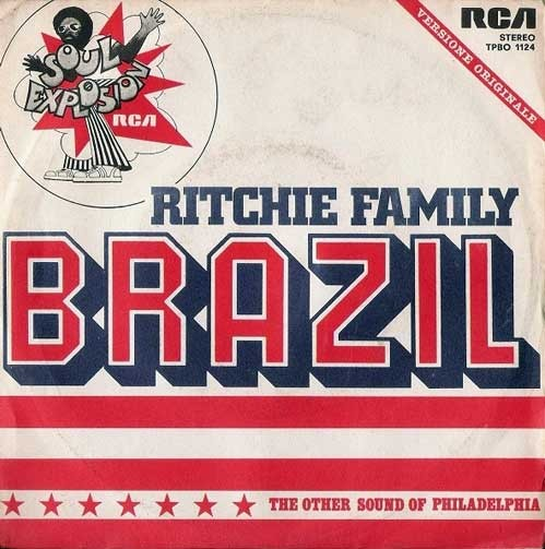 Ritchie Family ‎– Brazil