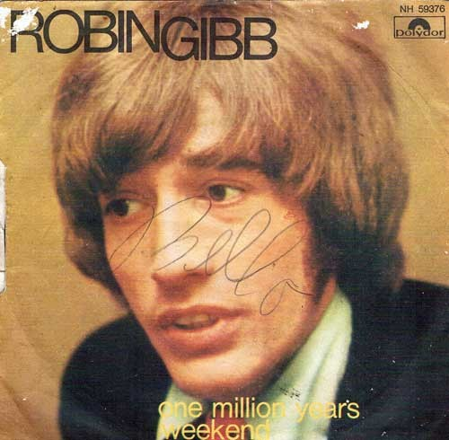 Robin Gibb ‎– One Million Years