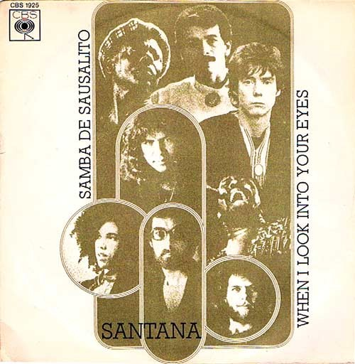 Santana - When I look into your eyes