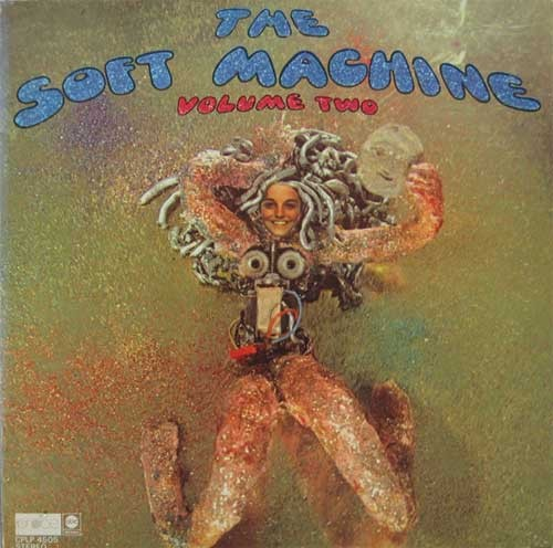 Soft Machine ‎– Volume Two