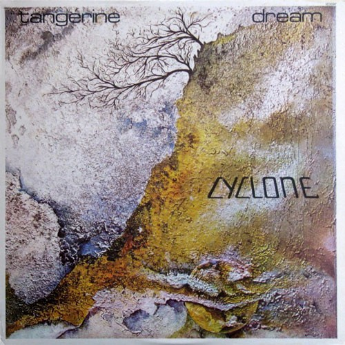 Tangerine Dream ‎– Cyclone (RE)