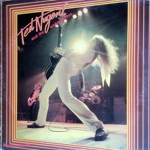 Ted Nugent And The Amboy Dukes – Ted Nugent And The Amboy Dukes (RE)